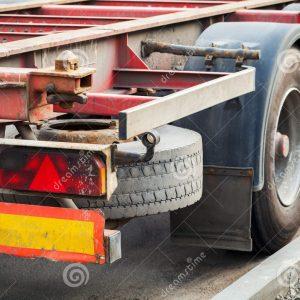Φανάρια οπίσθια φορτηγών